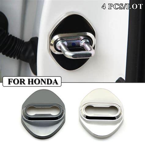 Door Lock Cover Stainless Honda Brio Mobilio Hrv Jazz Crv City Ci 1 emblem civic reviews shopping emblem civic