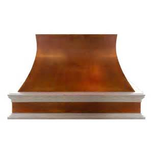 Wooden Bookcases Unfinished Range Hoods Chtsd I Three Sided Decorative Copper Island