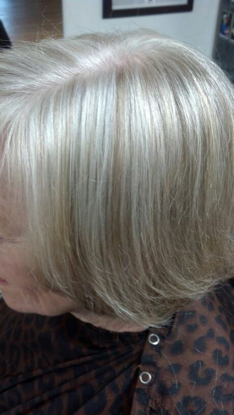white low lights for grey hair photos lowlights for white hair ideas women black