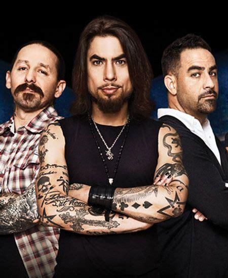 tattoo nightmares dave navarro ink master spike 1eyejack tv posters pinterest