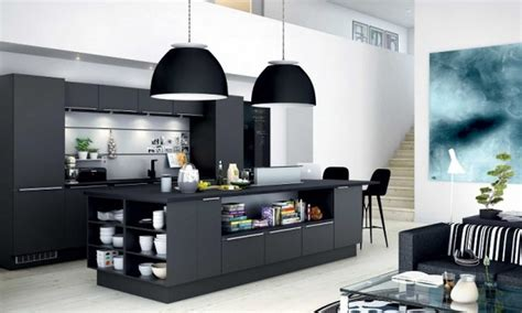20 black kitchen cabinet ideas kitchen design black