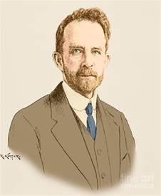 Thomas Duvet Cover Thomas Hunt Morgan American Geneticist Photograph By
