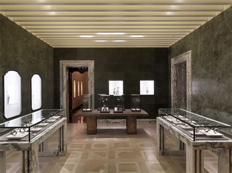 home design stores rome bulgari rome peter marino architect