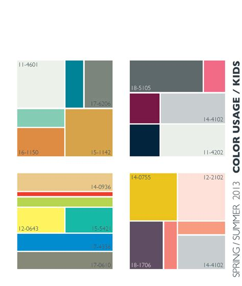 trend colour lenzing spring summer 2013 color trends color usage for