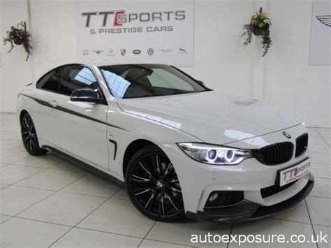 Bmw 1 Series Body Kit For Sale by Used 2014 Bmw 4 Series 420d M Sport Auto M Performance