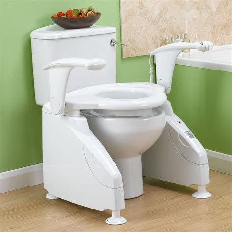 bathroom lifts handicap mountway solo toilet lift absolute mobility