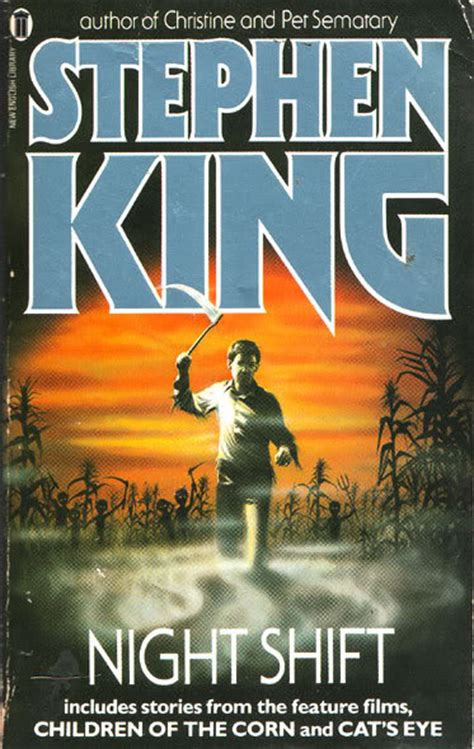the cornfield books stephen king s children of the corn manny s book of