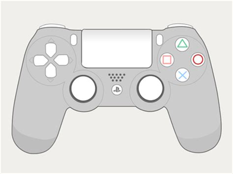 layout animation controller exle ps4 controller by anna debenham dribbble