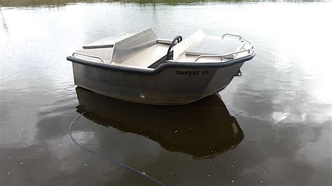 elektrisch bootje onze sloepen sloepverhuur vathorst