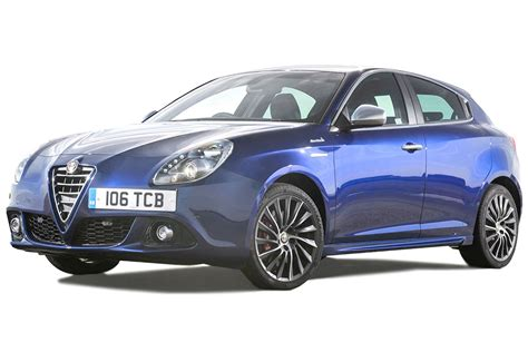 alfa romeo hatchback alfa romeo giulietta hatchback review carbuyer