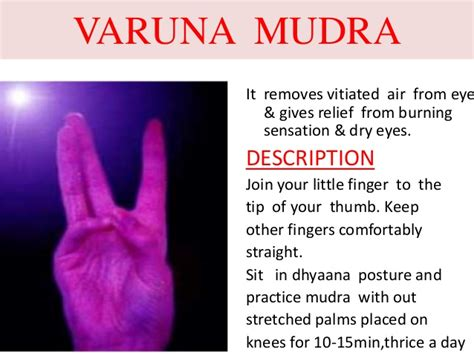 Relieve Burning Sensation In The And Palms With These Remedies And Personality Grooming by Mudras In Eye Diseases