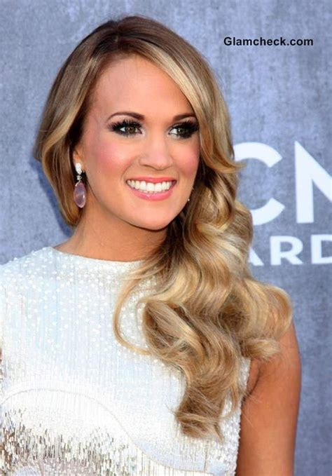 carrie underwood 2014 haircuts carrie underwood 2014 curly hairstyles pinterest