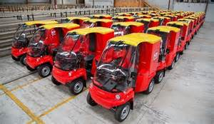 Electric Vehicles In New Zealand From Passenger To Driver New Arrivals For Posties Green Fleet Radio New