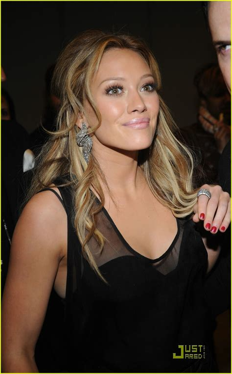 Hilary Duff On Trl by Hilary Duff Takes On Total Finale Live Photo 1548851