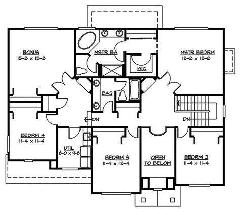 arts and crafts homes floor plans arts and crafts floor plan
