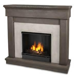 best gel fireplace real 3420 ds cascade cast mantel gel fuel fireplace