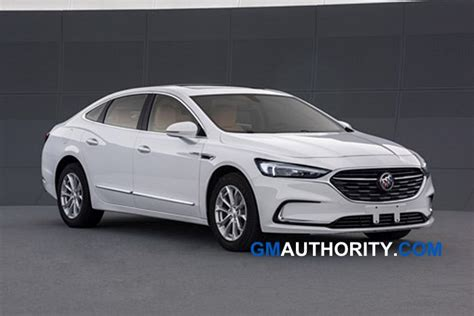2020 Buick Lacrosse by 2020 Buick Lacrosse Refresh Leaks Gm Authority