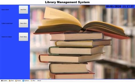 form design for library management system in vb library management system free source code tutorials