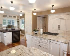 White Kitchens With Granite Countertops White Kitchen Cabinets With Granite Decor Ideasdecor Ideas