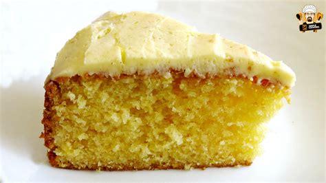 Lemon Cake 1 how to make a lemon cake