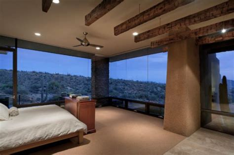 amazing bedroom views floor to ceiling windows the key to bright interiors and