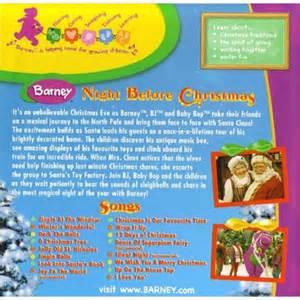 Barneys Night Before Christmas Barney Wiki » Home Design 2017