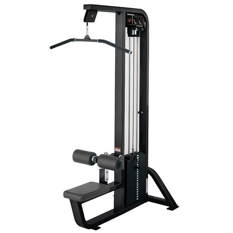 hammer strength select lat pulldown used fitness