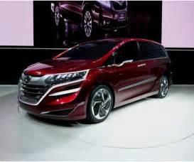 Honda Odyssey 2017 2017 Honda Odyssey Release Date Price And Redesign
