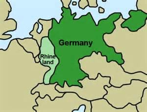 germany the rhineland history