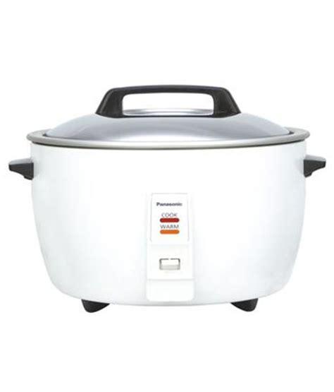 Rice Cooker 4 Liter panasonic 8 3 l sr 942d rice cooker price in india buy