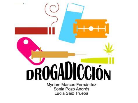 las drogas en la clasificacion de las drogas