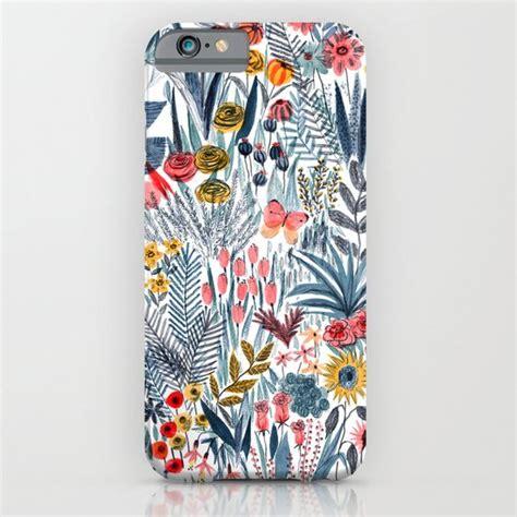 flowers iphone ipod by mouni feddag society6