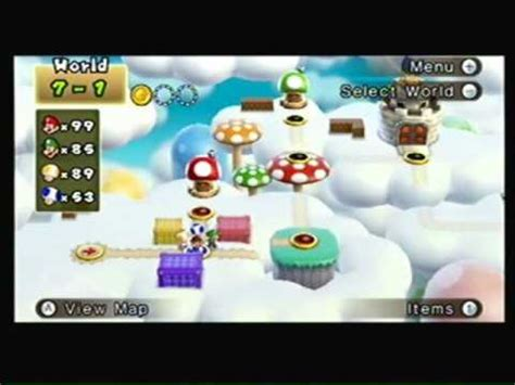 7 Tips On Mario Wii With A Partner by New Mario Bros Wii Multiplayer Playthrough World 7