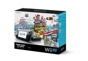 best buy in store black friday wii u deals pics photos super mario 3d world announced for wii u