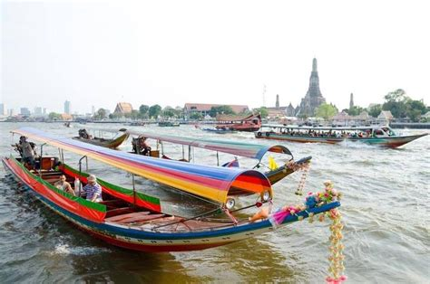 the 10 best things to do in bangkok the real travelers - Boat Trip Along The Chao Phraya River