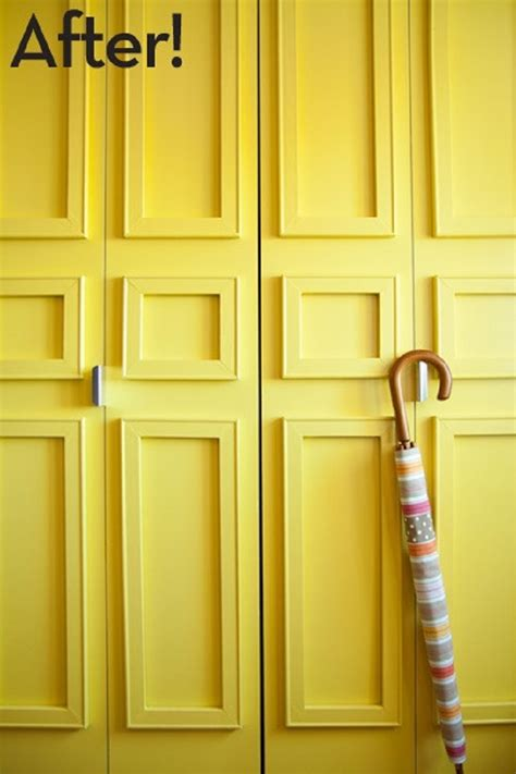 Top 10 Awesome Closet Door Makeover Projects Top Inspired No Closet Doors