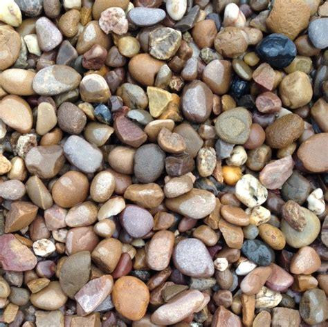 20mm Gravel Quartz Gravel Staffordshire Pink 20mm Gravel 20mm