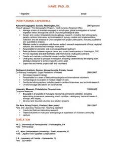 Resume Format For Phd Scholar Career Services At The Of Pennsylvania