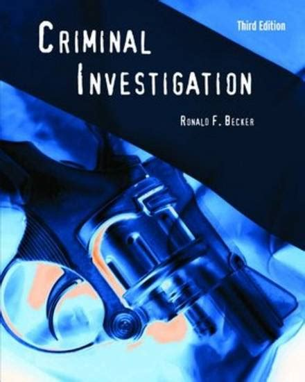 Can I Be A Investigator With A Criminal Record 10 Facts About Criminal Investigation