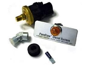 Fuel System Warning Light 5 Psi Low Fuel Pressure Indicator Warning Light