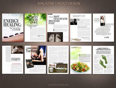 html layout book book magazine layout and format joycefler designs