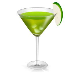 Cocktail Green Agave Icon Drinks Iconset Miniartx