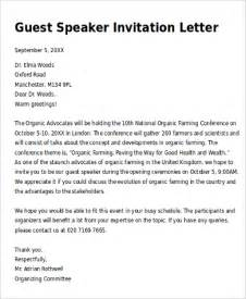 Thank You Letter Keynote Speaker Example Good Resume