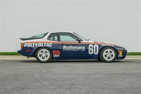 Porsche Turbo Cup by 1987 Porsche 944 Turbo Cup Trissl Sports Cars Classic