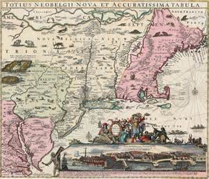 Map Of New York Colony by Map New York Colony Before The Revolution