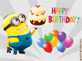 100 minion cards to wish a quot happy birthday quot holidays and observances