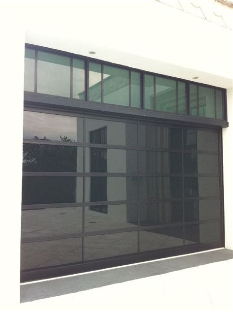 Garage Doors With Glass 82 Best Glass Garage Doors Bp 450 Images On Glass Garage Door Carriage Doors And