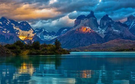 imagenes en 4k gratis naturaleza lago paisaje reflexi 243 n niebla ultrahd wallpaper