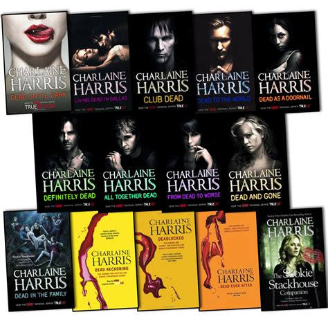 in the blood books sookie stackhouse books