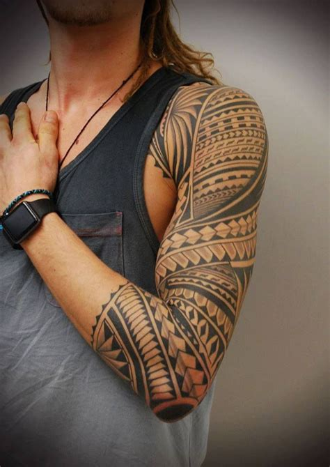 tattoo arm extension 25 great ideas about polynesian tattoo sleeve on pinterest